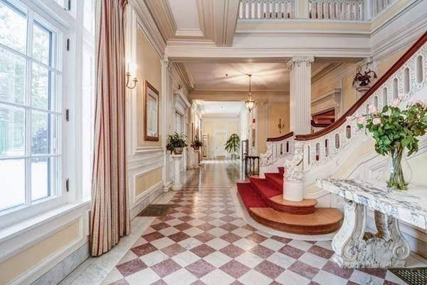 1903 Mansion On 52 Acres For Sale In Lancaster Massachusetts