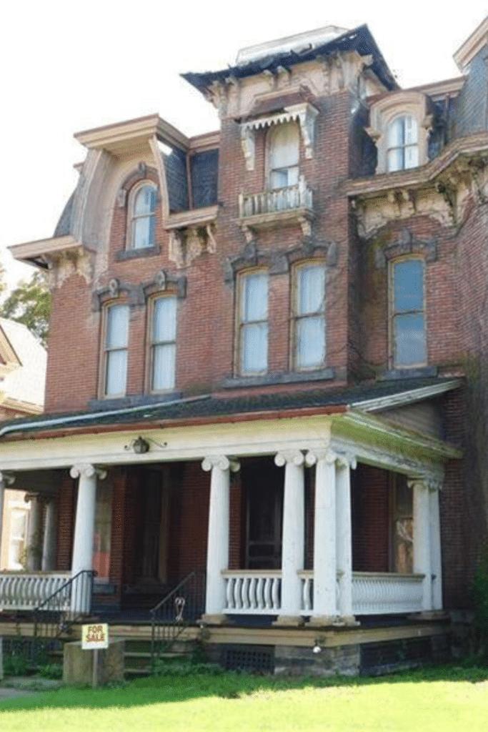 1881 Second Empire For Sale In Greenville Pennsylvania