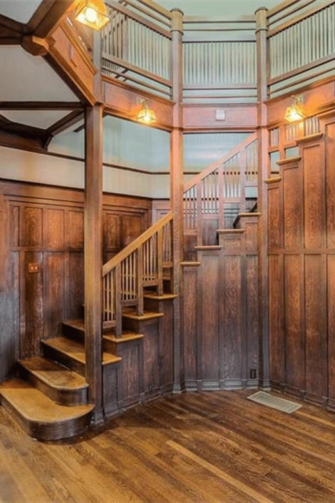 1910 Historic House For Sale In Kansas City Missouri