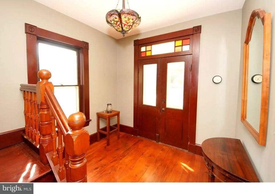 1900 Gothic Revival For Sale In Allentown New Jersey