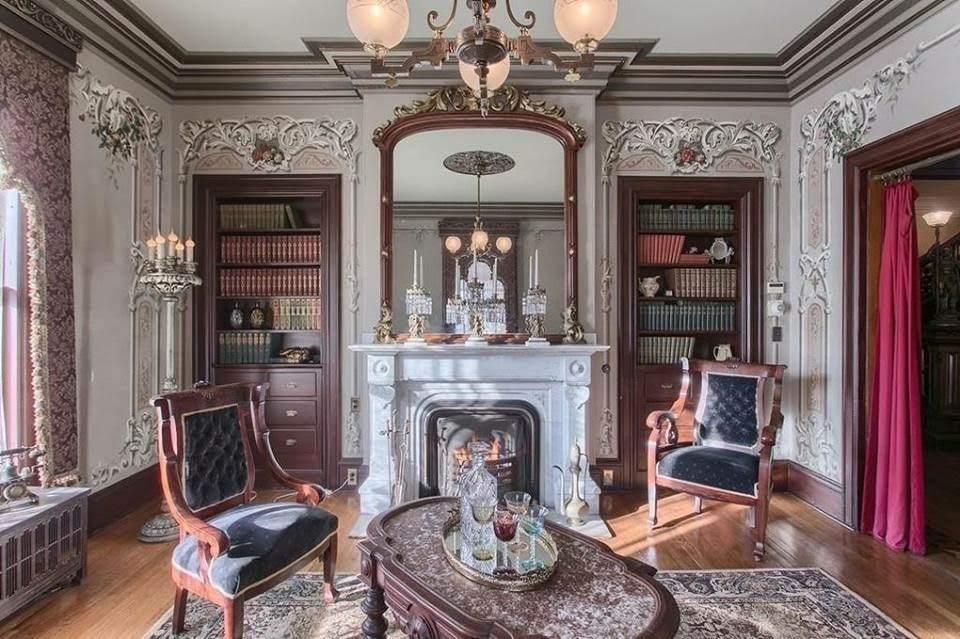 1892 Hoyt Mansion For Sale In Lowell Massachusetts