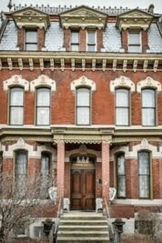 1880 Second Empire For Sale In Manchester Pennsylvania