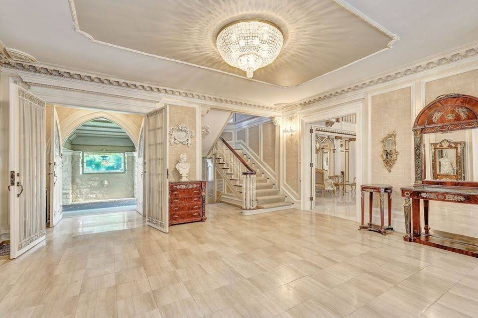 1892 Corby Mansion For Sale In Chevy Chase Maryland