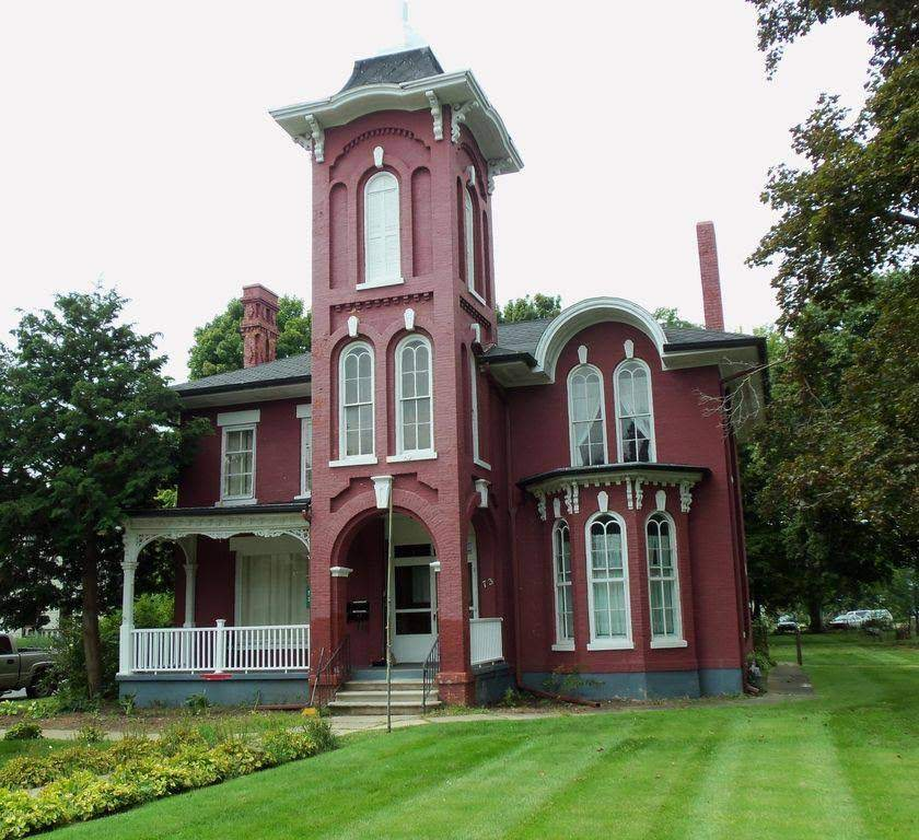 1888 Victorian In Coldwater Michigan