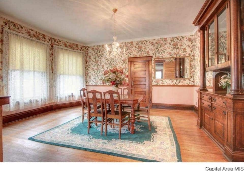 1904 Victorian For Sale In Carlinville Illinois