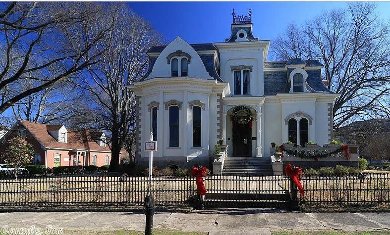 1880 Villa Marre In Little Rock Arkansas