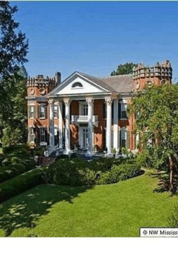 1860 Mansion For Sale In Holly Springs Mississippi