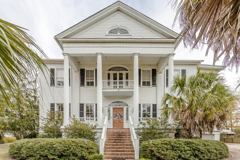 1832 Camden House In Camden South Carolina