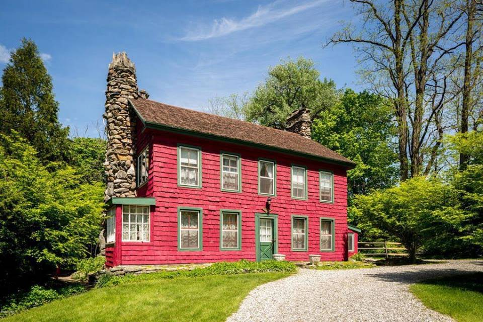 1750 B&B For Sale In Tyringham Massachusetts