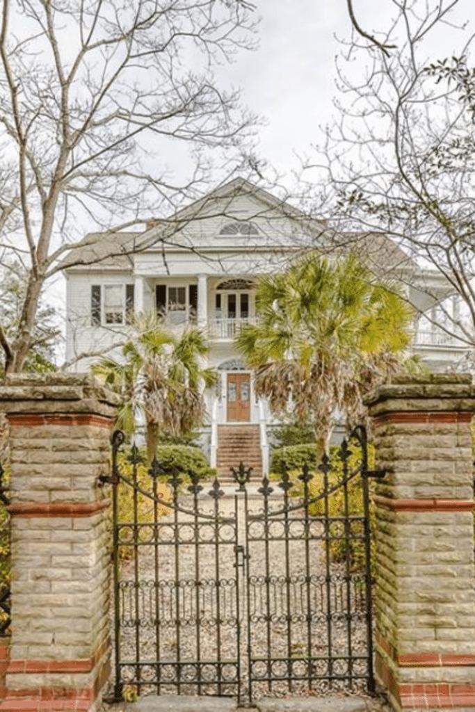 1832 Camden House For Sale In Camden South Carolina