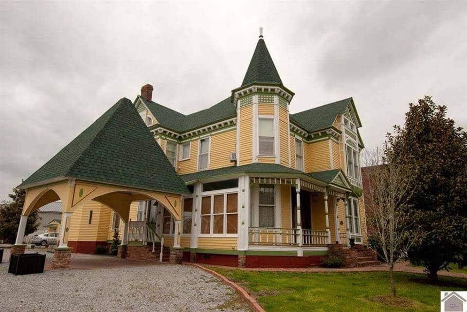 1889 Queen Anne For Sale In Paducah Kentucky