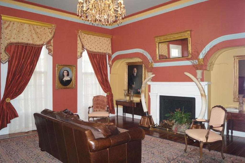 1837 Antebellum For Sale In Starkville Mississippi