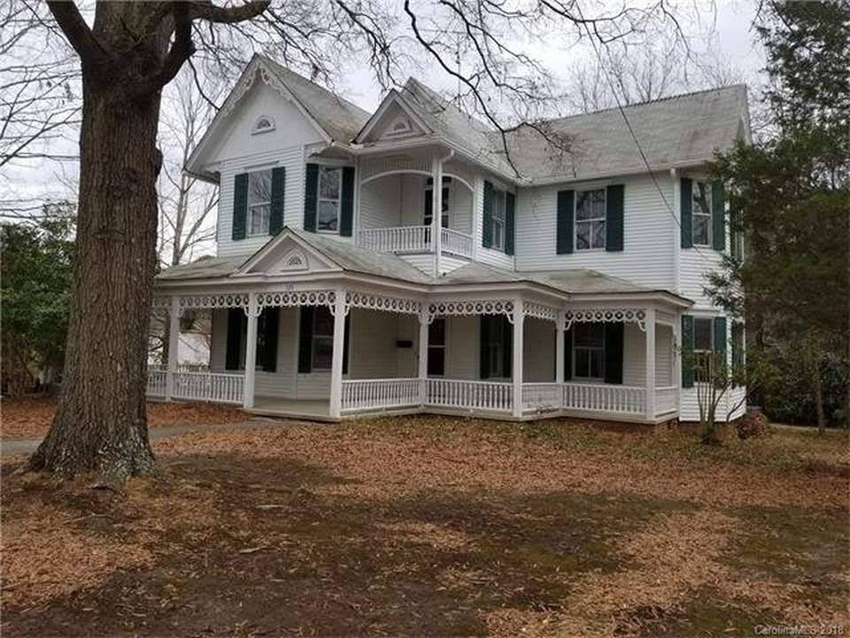 1905 Fixer Upper In Troy North Carolina