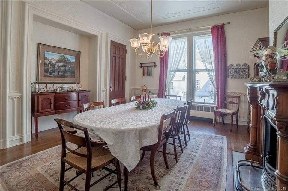 1871 Edward Chapin House For Sale In New Hartford Connecticut