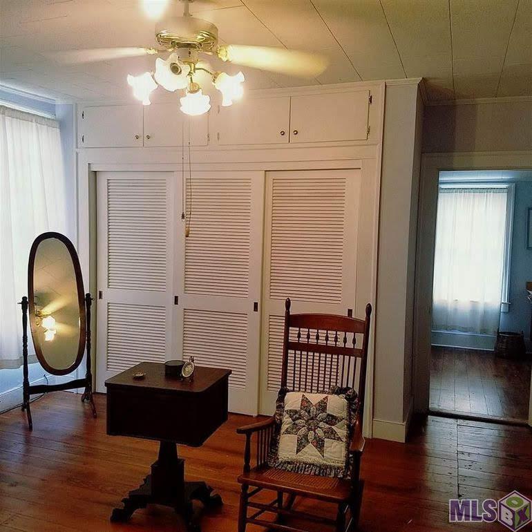 1835 McBrannon House For Sale In Jackson Louisiana