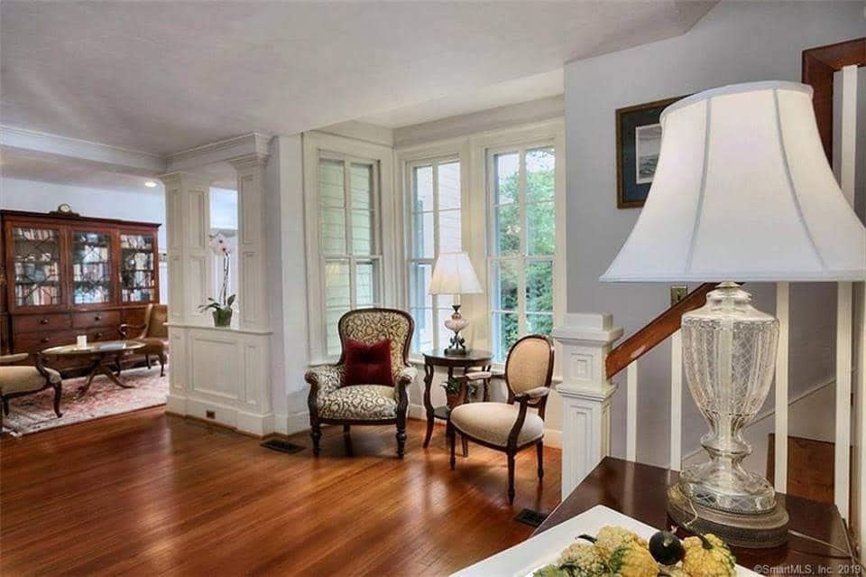 1840 Italianate For Sale In Westport Connecticut