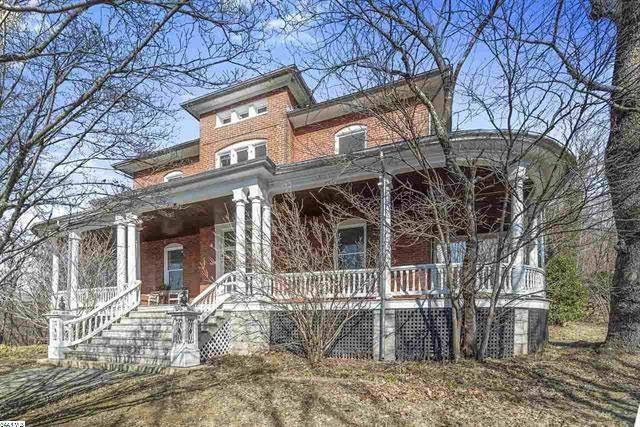1901 Historic House In Staunton Virginia