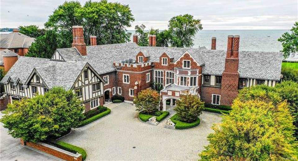 1927 Mansion For Sale In Grosse Pointe Park Michigan