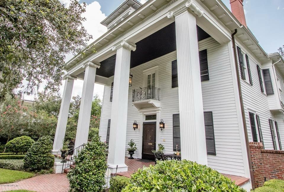 1904 Mansion For Sale In Jacksonville Florida