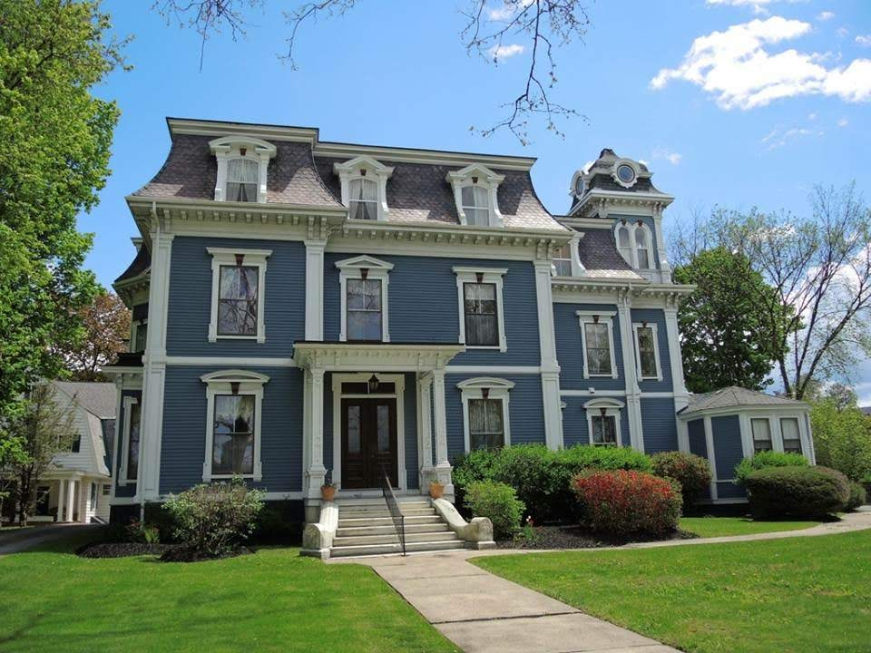 1869 Second Empire For Sale In Rutland Vermont