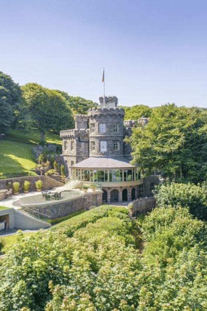 1830 Castle For Sale In Isle Of Man United Kingdom