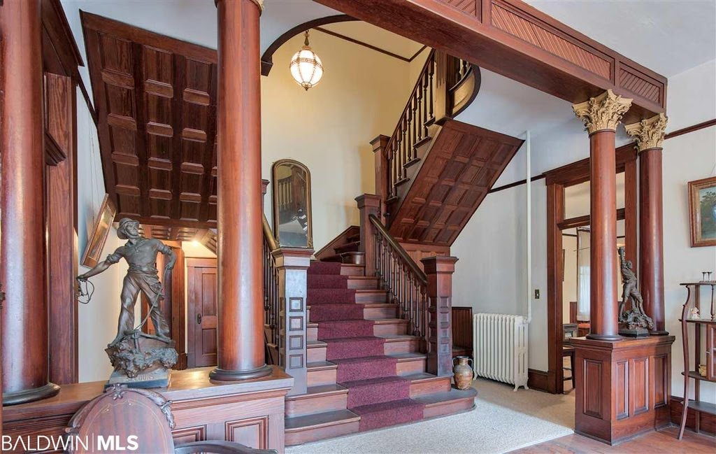 1902 Jernigan House For Sale In Citronelle Alabama