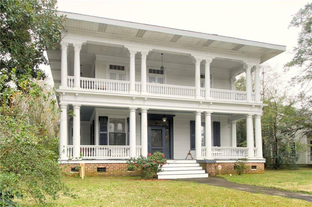 1907 Historic Home In Mobile Alabama
