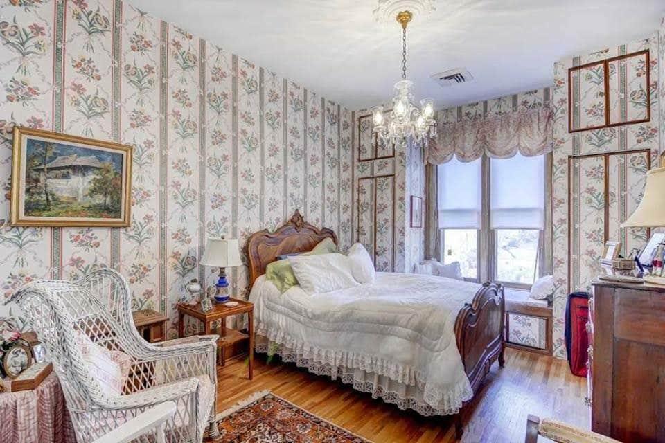 1874 Italianate For Sale In Lincoln Illinois