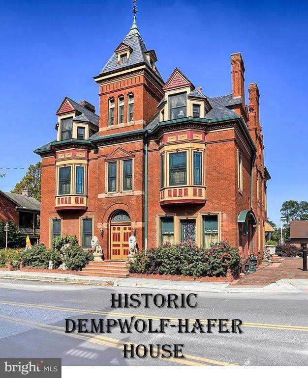1884 Mansion In Abbottstown Pennsylvania