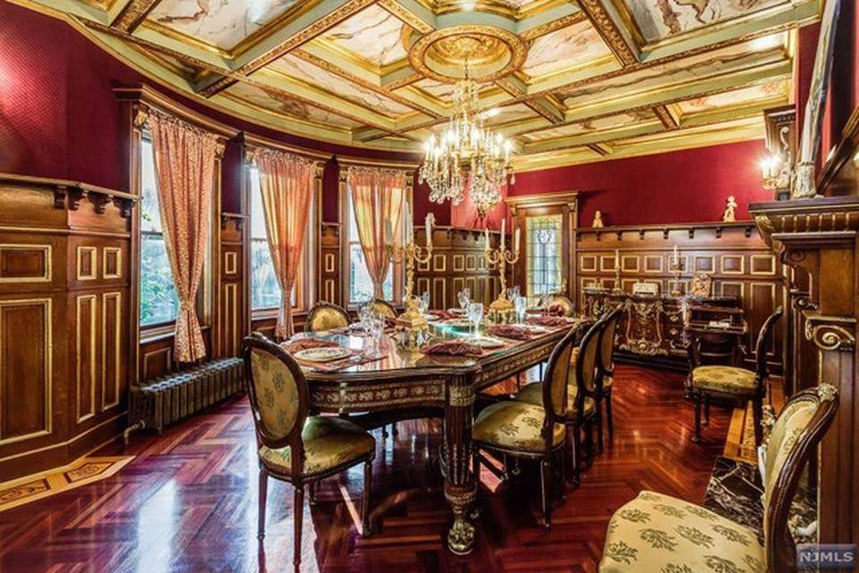 1900 Mansion For Sale In Weekawken New Jersey