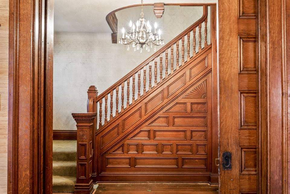1900 Victorian For Sale In Winchester Indiana