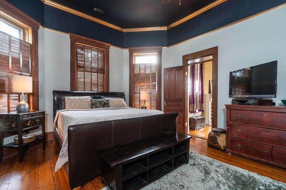 1900 Queen Anne For Sale In Macon Georgia