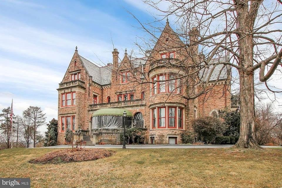 1892 Mansion For Sale In Reading Pennsylvania