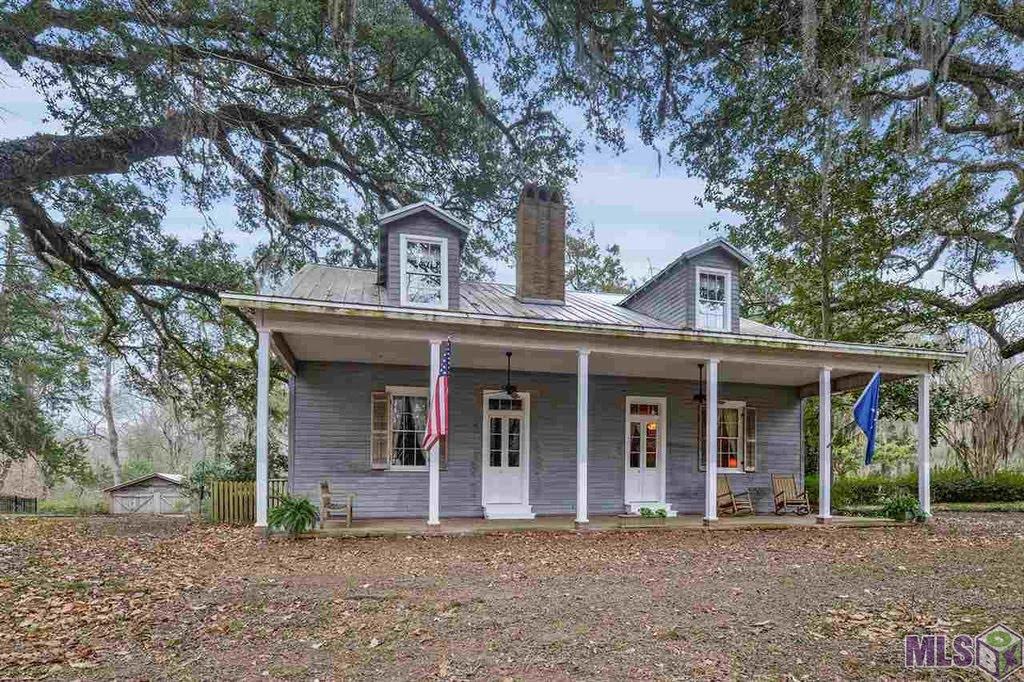 1840 Ouida Plantation For Sale In Saint Francisville Louisiana