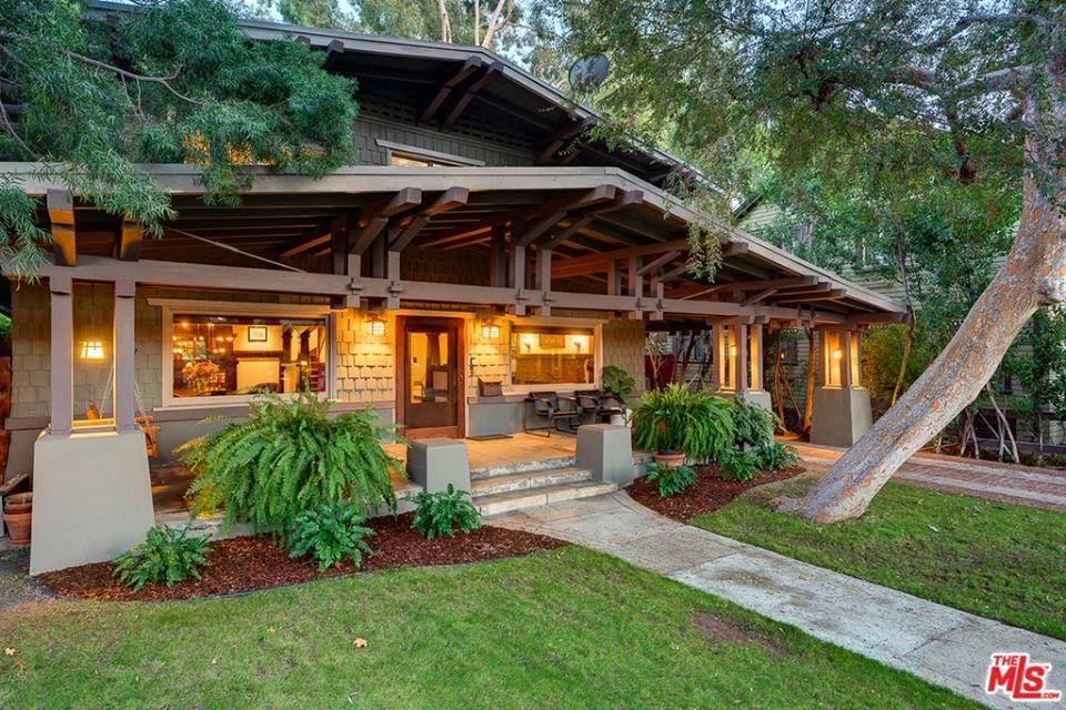 1910 Craftsman In Los Angeles California