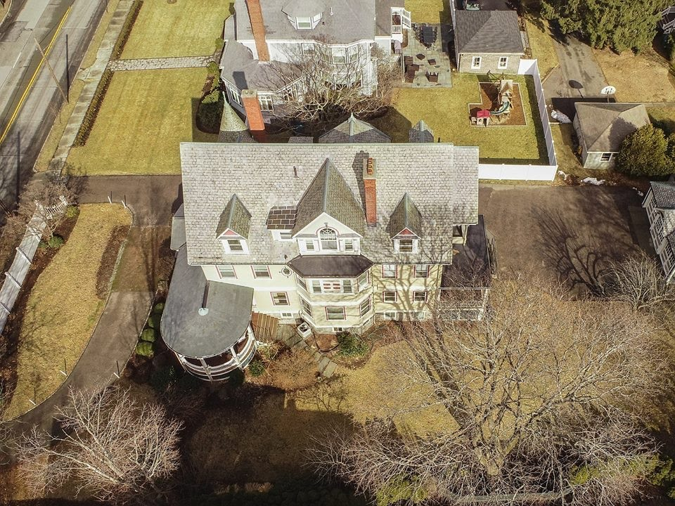 1890 Victorian For Sale In Newton Massachusetts