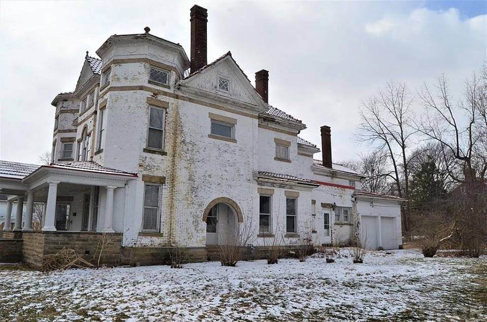 1877 Fixer Upper For Sale In Findlay Ohio