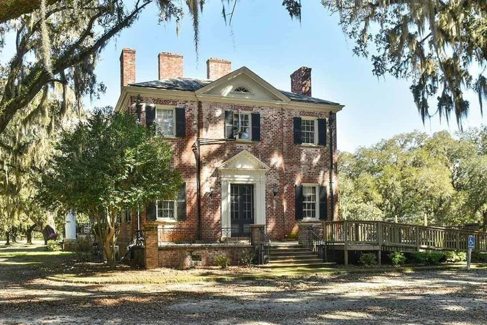 1932 Mansion For Sale In Walterboro South Carolina