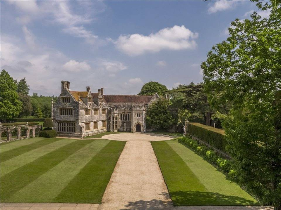 1485 Athelhampton Tudor For Sale In Dorset United Kingdom
