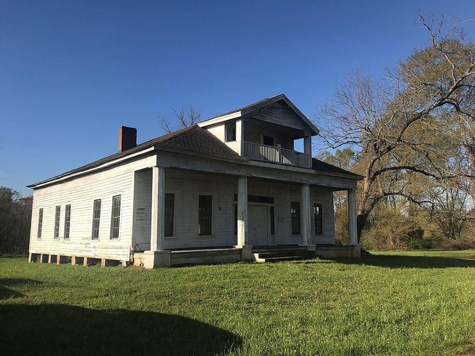 1838 Fixer Upper For Sale In Salem Alabama