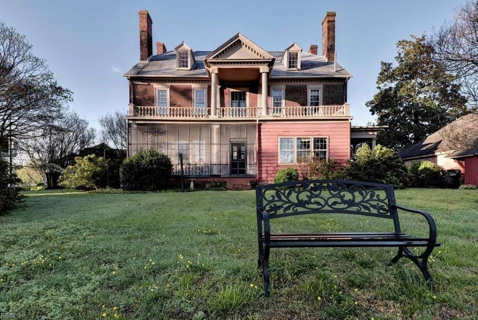 1797 Atkinson-King House For Sale In Smithfield Virginia