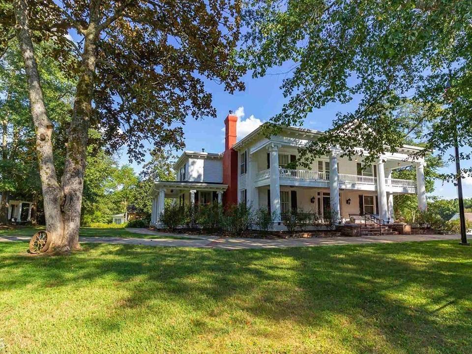 1832 Plantation For Sale In Greenville Georgia