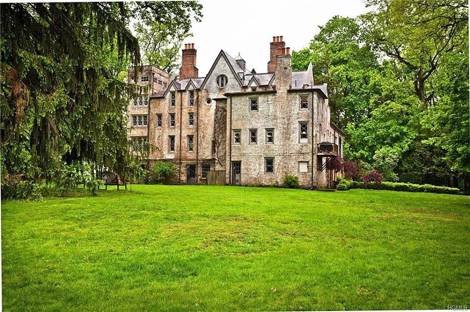 1867 Mansion For Sale In Garrison New York