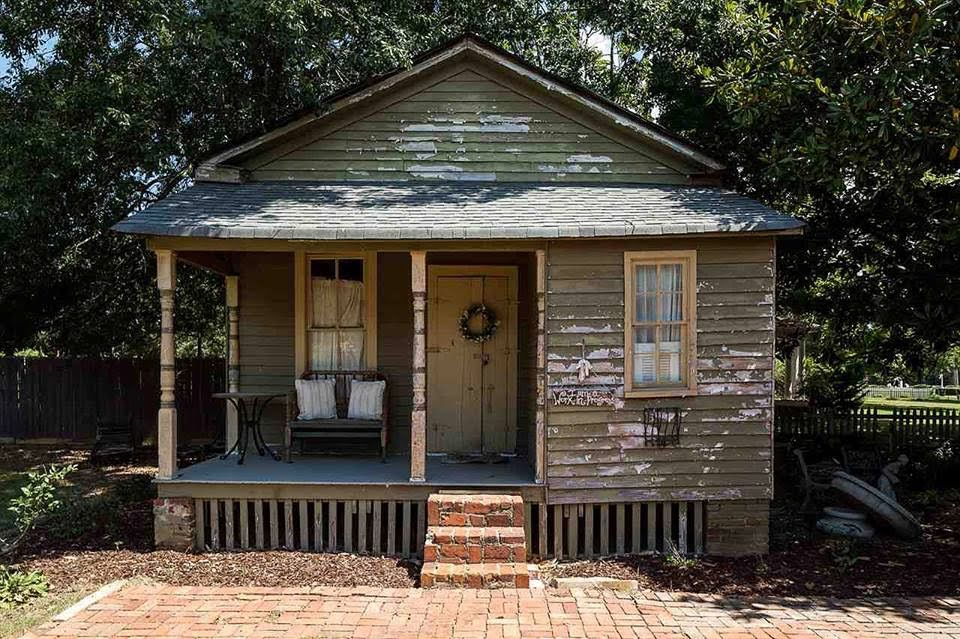1845 Dunn-Williams-Masterson Home For Sale In Madison Alabama