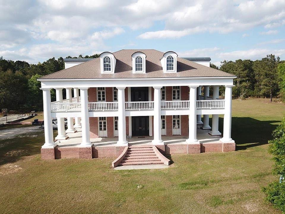 1894 Mansion In Ashford Alabama