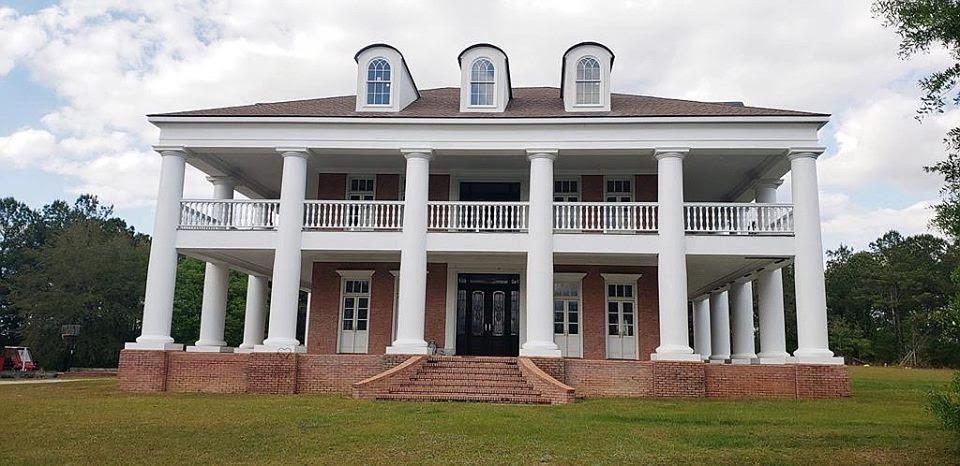 1894 Mansion For Sale In Ashford Alabama