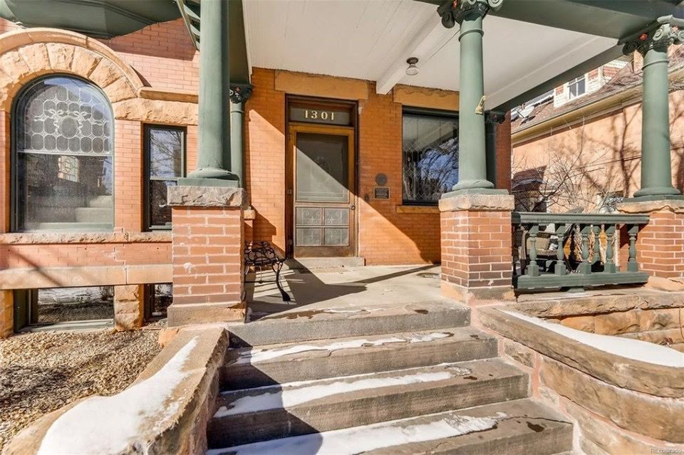 1890 Doyle-Benton House For Sale In Denver Colorado