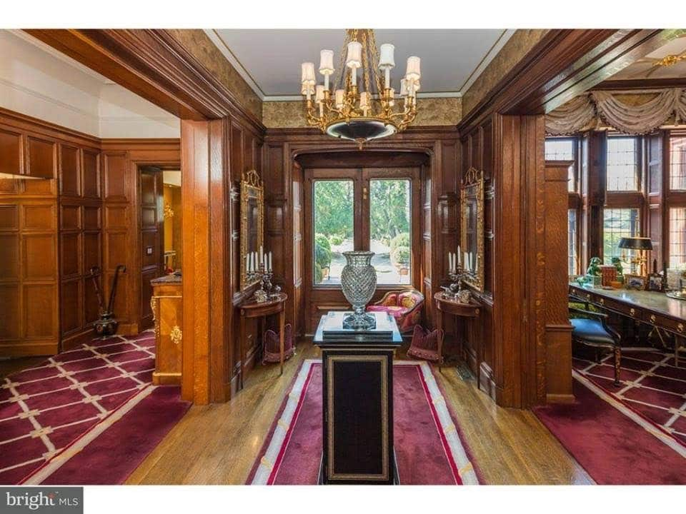 1897 Mansion For Sale In Princeton New Jersey