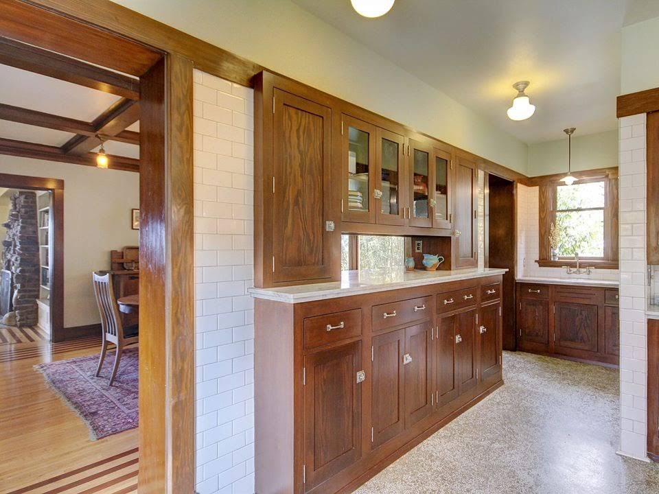 1910 Waterfront Craftsman For Sale In Bellingham Washington
