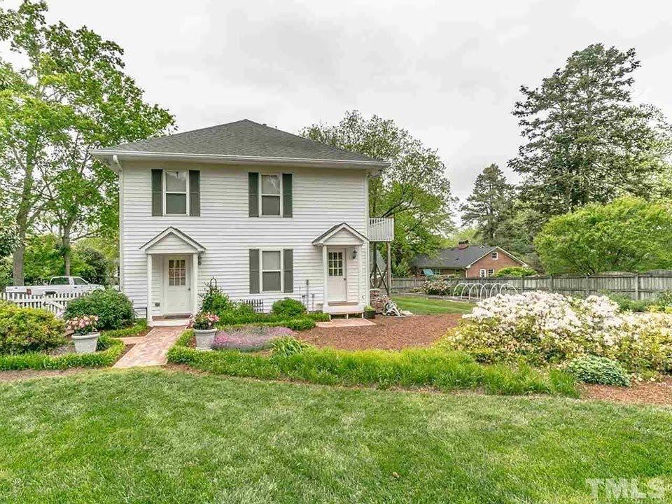 1908 Mansion For Sale In Oxford North Carolina